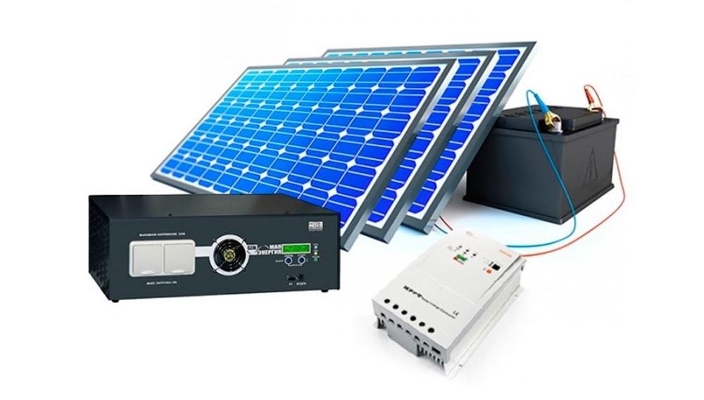 Комплектующие для солнечных электростанций